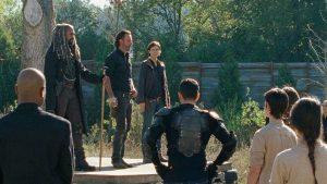 «El futuro es nuestro» resalta en el nuevo teaser de la octava temporada de «The Walking Dead»