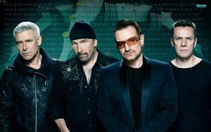 U2 lanzó nuevo sencillo