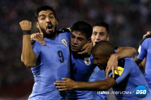Uruguay gana en Asunción por primera vez y es segundo detrás de Brasil