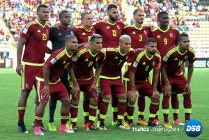 Venezuela mantendrá a tres Sub-20 en la formación titular frente a Argentina