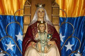 11 de septiembre, día de la patrona de Venezuela, la Virgen de Coromoto