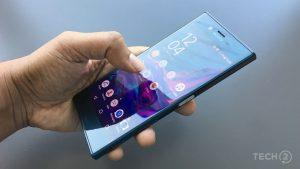 Sony lanzó dos móviles Xperia XZ con Android 8.0 y escáner 3D