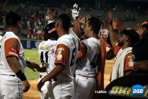 LVBP: «La Garra Zuliana» se llevó serie en Margarita