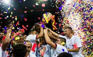 Caracas el nuevo bicampeón del fútsal venezolano