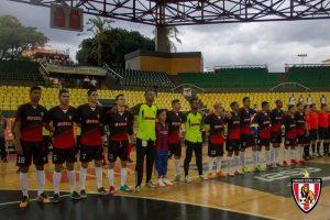 LSFV | Final:  «El Rojo» pegó primero