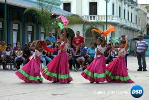 La Plaza Baralt de Maracaibo sigue llenándose de Arte y Cultura con los Eventos Educativos del CAMLB