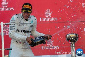 F1: Hamilton vence en Suzuka; Sainz abandona y Alonso es undécimo