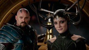 Cate Blanchett explica porqué «Thor: Ragnarok» no se parece a ninguna otra película de Marvel
