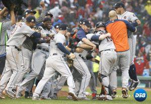 MLB: Verlander domina a Sale y Astros llegan a Campeonato Americana