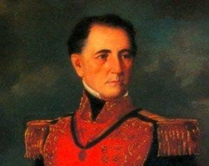 28 de octubre de 1784 Nace José Tadeo Monagas