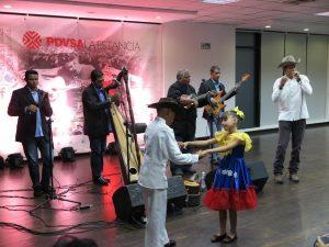 Las noches llaneras continúan en PDVSA La Estancia con «La Familia del Folclore»