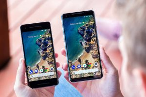 Google apuesta por el nuevo Pixel 2