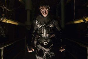 Póster oficial en español de «The Punisher»