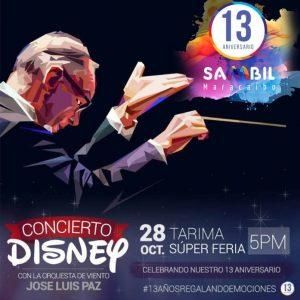Sambil Maracaibo celebra 13 aniversario con Sistema Nacional de Orquesta