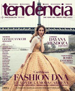 La transición de Dayana Mendoza deslumbra en la edición 88 de Tendencia