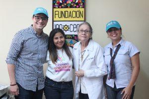 Preparan jornada de recolección de fondos para la Fundación Innocens