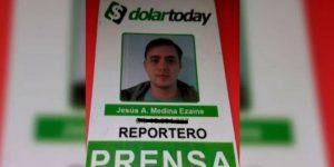Denuncian la desaparición de un periodista en Venezuela