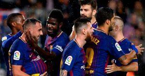 LaLiga: El Barcelona derrota a un digno Sevilla
