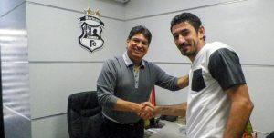 FútVe: Ignacio González seguirá con Zamora FC hasta el 2019