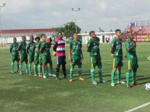 FútVe: El Vigía FC empató a un gol ante UA Falcón