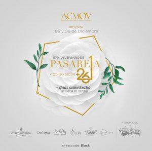 Pasarela 261 celebra su quinto aniversario el 5 y 6 de Diciembre