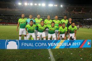Copa Venezuela: Zamora FC luchó hasta el final y terminó sub-campeón