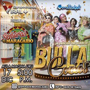 Señoras de Maracaibo celebra la navidad en la URU