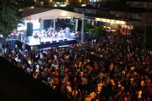 La algarabía musical regreso en el VII Gran Amanecer Zuliano de PVDSA La Estancia Maracaibo