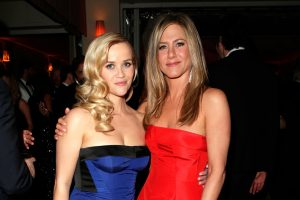 Jennifer Aniston regresa a la televisión junto Reese Witherspoon