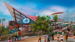 Disney California Adventure inaugurará cuatro suburbios dedicados a Pixar