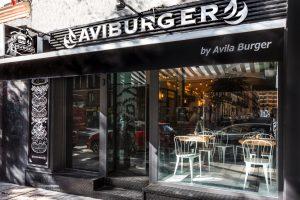 ¡Ávila Burger ahora en Madrid!