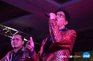 Amanecer de Feria de talento nacional e internacional en el Hotel Intercontinental