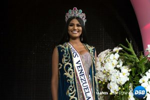 La morena Sthefany Gutiérrez es Miss Venezuela 2017