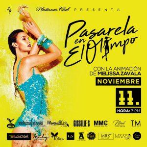 Platinum Club presenta este sábado «Pasarela en el Olimpo» en Maracaibo