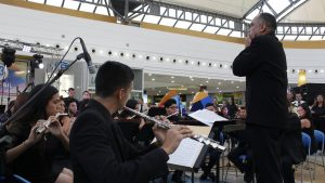 Sambil Maracaibo celebró con aniversario musical
