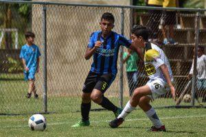 FútVe | Serie de Oro: Sub-14 de JBL cae goleado ante el Deportivo Táchira
