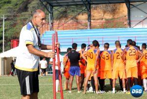 FútVe: Titanes FC recibe al Zamora (B) en el «Pachencho»
