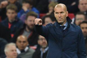 RM / Zidane: «estamos en un mal momento»