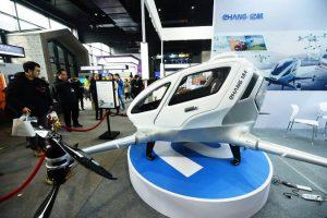 Las nuevas tecnologías para monitorear a los ciudadanos se exhiben en China