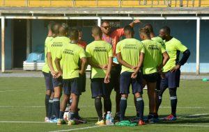 FútVe | Ricardo Colmenares: «El partido es remontable para Atlético Furrial»