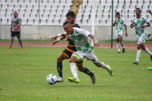 FútVe: Chicó FC de Guayana cae ante Margarita FC