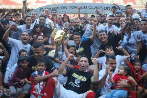 FútVe: Deportivo Lara es el Campeón del Clausura 2017