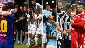 Liga de Campeones: Así quedan los bombos de octavos de final