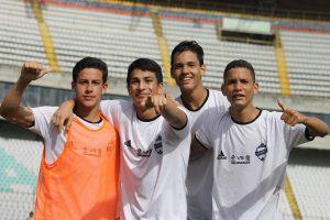 FútVe: Secasports Sub-16 ¡Campeón de la Serie Oro 2017!