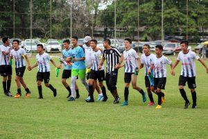 FútVe | Serie de Oro: Sub-14 del Zamora FC logró imponerse en casa en el primero de la gran final