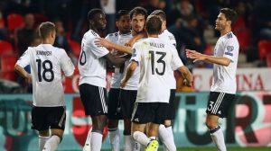 Clasificación Mundial FIFA: Alemania se corona como selección del año