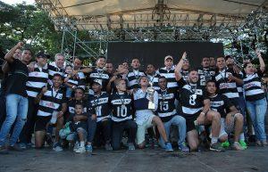 RugbyVe: Alcatraz Campeón del Torneo Santa Teresa Rugby 7