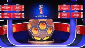 Rusia 2018: Así quedaron los 8 grupos de la máxima fiesta del fútbol