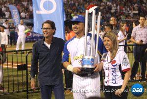 Willson Contreras se pasea y gana el Festival del Jonrón Pepsi