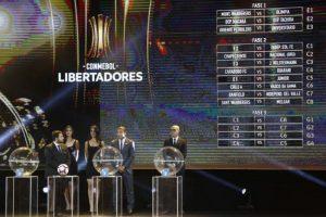 Conmebol Libertadores: Se realizó el sorteo de la edición 2018 de la Copa